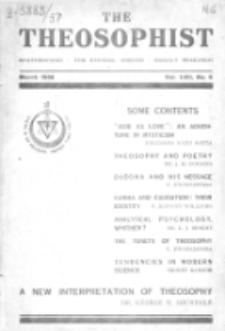 Theosophist. Vol. 57, nr 6 (1935/1936)