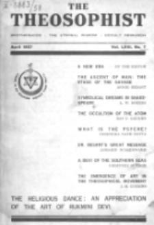 Theosophist. Vol. 58, nr 7 (1936/1937)