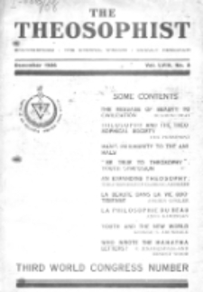Theosophist. Vol. 58, nr 3 (1936/1937)
