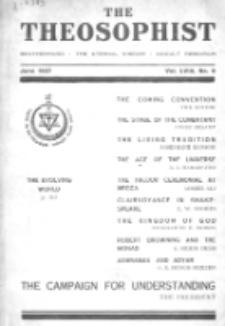 Theosophist. Vol. 58, nr 9 (1936/1937)