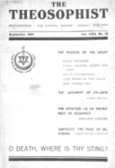 Theosophist. Vol. 58, nr 12 (1936/1937)