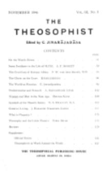 Theosophist. Vol. 68, nr 2 (1946/1947)