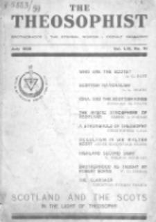 Theosophist. Vol. 59, nr 10 (1937/1938)