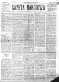 Gazeta Narodowa. R. 13 (1874), nr 183 (12 sierpnia)