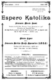 Espero Katolika.Nova Kolekto, No 10 (1925)
