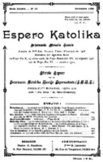 Espero Katolika.Nova Kolekto, No 12 (1925)