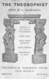 Theosophist. Vol. 72, nr 6 (1950/1951)