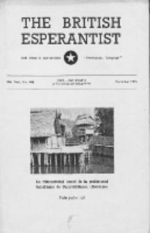 The British Esperantist : the official organ of the British Esperanto Association. Vol. 51, no 608 (December 1955)