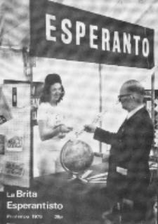 The British Esperantist : the official organ of the British Esperanto Association. Vol. 71, no 805 (Printempto 1975)