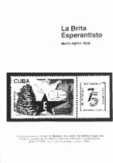 The British Esperantist : the official organ of the British Esperanto Association. Vol. 86, no 894 (Marto-Aprilo 1990)