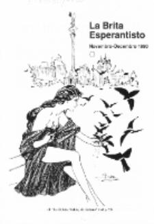 The British Esperantist : the official organ of the British Esperanto Association. Vol. 86, no 898 (Novembro-Decembro 1990)