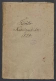 Geschichte der zeichnenden Künste nach Fiorillo's Vertrag