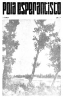 Pola Esperantisto : esperantaj sciigoj por pollingvanoj. 1969, 3