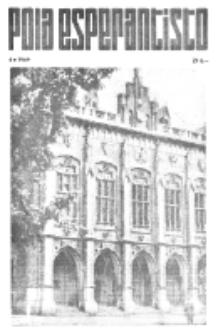 Pola Esperantisto : esperantaj sciigoj por pollingvanoj. 1969, 4