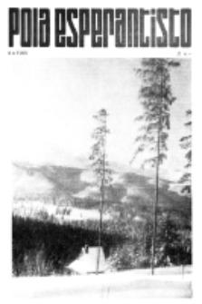 Pola Esperantisto : esperantaj sciigoj por pollingvanoj. 1969, 6
