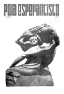 Pola Esperantisto : esperantaj sciigoj por pollingvanoj. 1970, 5