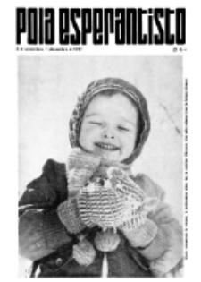 Pola Esperantisto : esperantaj sciigoj por pollingvanoj. 1971, 6 (Novembro-Decembro)