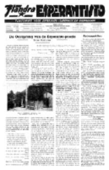 Flandra Esperantisto : tijdschrift voor esperanto-onderwijs en -propaganda / Flandra Esperanto Instituto. Jaargang 15, nummer 12=174 (1948)