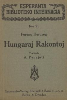 Hungaraj Rakontoj.