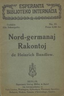 Nord-germanaj Rakontoj de Heinrich Bandlow.