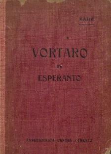 Vortaro de Esperanto.