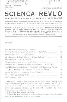 Scienca Revuo. Vol. 1, no 2 (1949)