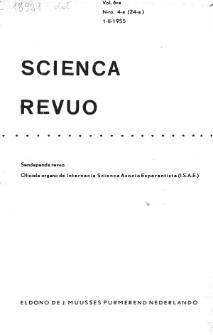 Sceinca Revuo. Vol. 6, no 4 (1954/1955)