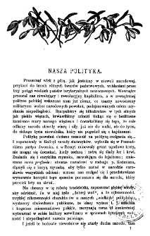 Krytyka : miesięcznik społeczny, naukowy i literacki. R. 1, z. 1 (1899)