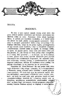 Krytyka : miesięcznik społeczny, naukowy i literacki. R. [1], z. 8 (1899)