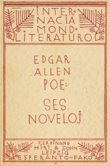 """Ses noveloj el """"rakontoj de Mistero kaj Imago""""."""