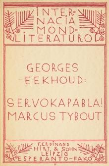 Servokapabla! Marcus Tybout.
