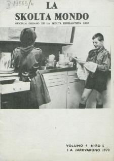 La Scolta Mondo. Vol. 4, n. 5 (1969/1975)