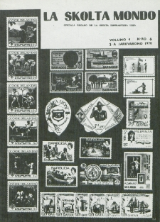 La Scolta Mondo. Vol. 4, n. 6 (1969/1975)