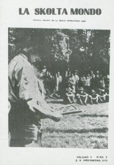 La Scolta Mondo. Vol. 4, n. 7 (1969/1975)