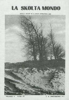 La Scolta Mondo. Vol. 4, n. 10 (1969/1975)