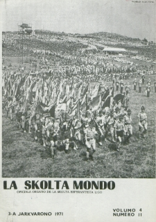 La Scolta Mondo. Vol. 4, n. 11 (1969/1975)