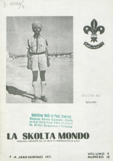 La Scolta Mondo. Vol. 4, n. 12 (1969/1975)