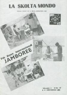 La Scolta Mondo. Vol. 4, n. 15 (1969/1975)