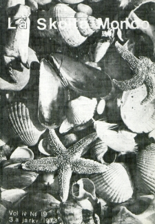 La Scolta Mondo. Vol. 4, n. 19 (1969/1975)