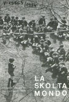 La Scolta Mondo. Vol. 4, n. 22 (1969/1975)