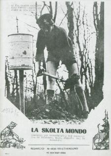 La Scolta Mondo. Vol. 5, n. 6 (1976/1980)
