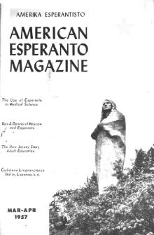 Amerika Esperantisto. Vol. 71, No 3/4 (1957)