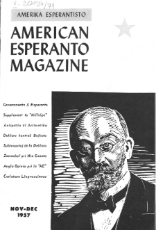 Amerika Esperantisto. Vol. 71, No 11/12 (1957)
