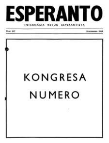 Esperanto : revuo internacia : oficiala organo de Universala Esperanto Asocio. Jaro 42, n. 527 (1949)
