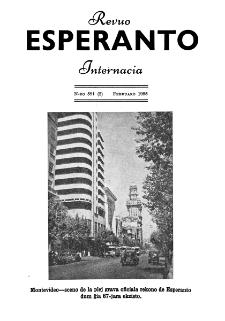 Esperanto : revuo internacia : oficiala organo de Universala Esperanto Asocio. Jaro 48, n. 591 (1955)
