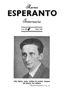 Esperanto : revuo internacia : oficiala organo de Universala Esperanto Asocio. Jaro 48, n. 594 (1955)