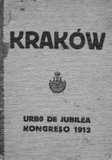 Ilustrita gvidlibro tra Kraków kaj ĉirkaŭaĵo.