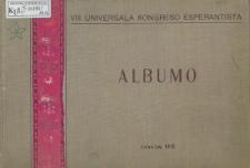 Jubilea Universala Kongreso Esperantista Albumo Kraków 1912.