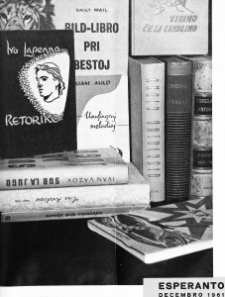 Esperanto : revuo internacia : oficiala organo de Universala Esperanto Asocio. Jaro 54, n. 673 (1961)