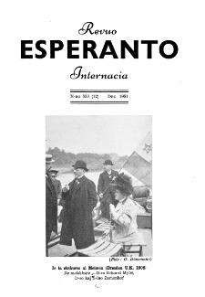 Esperanto : revuo internacia : oficiala organo de Universala Esperanto Asocio. Jaro 44, n. 553(1951)
